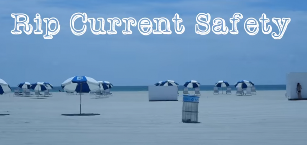 Rip Current Safety